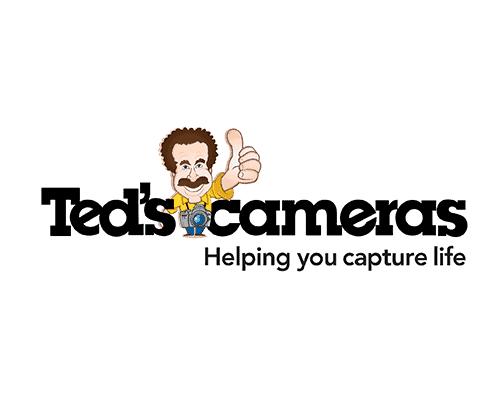 Ted's Cameras logo