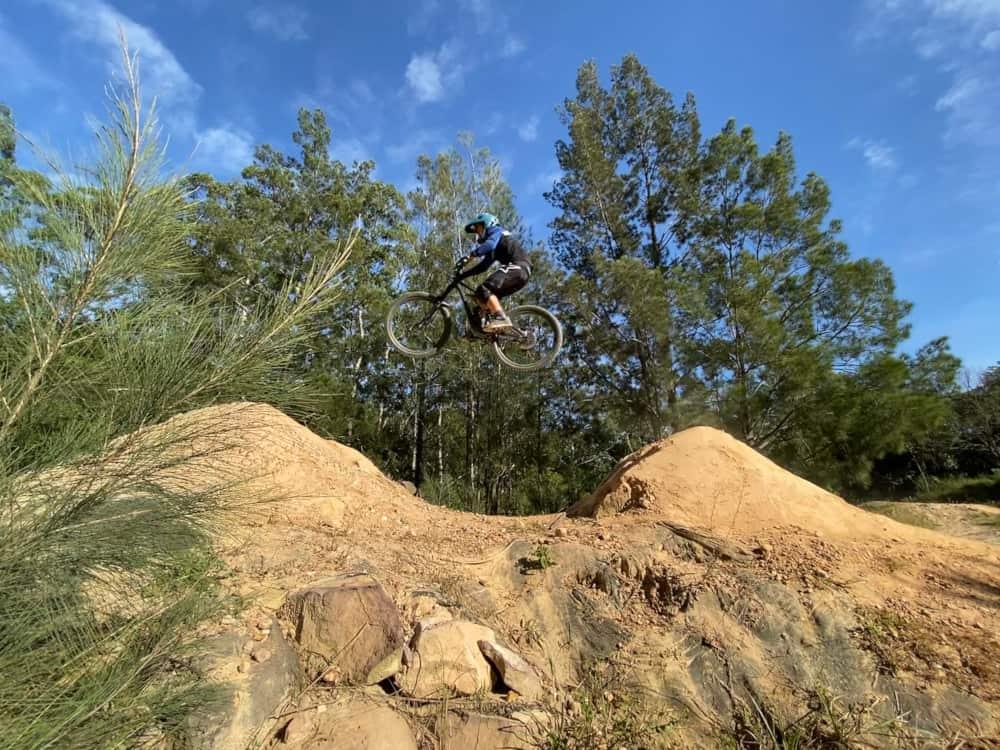 Junnan mountain biking